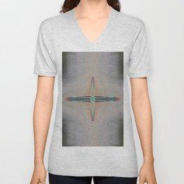 Native Compass Unisex V-Neck