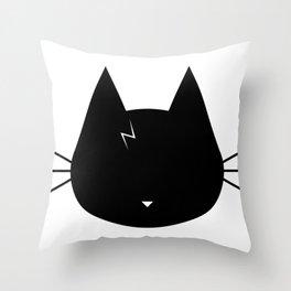 Harry Meowtter Throw Pillow
