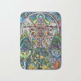 Sorgen and the Keepers of the Garden Bath Mat