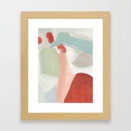Crisp Morning Air Framed Art Print
