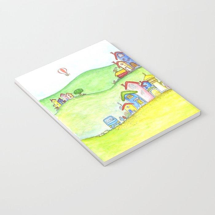The hills Notebook