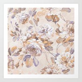 ROSES -260518/1 Art Print