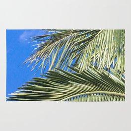Tropical Foliages Rug
