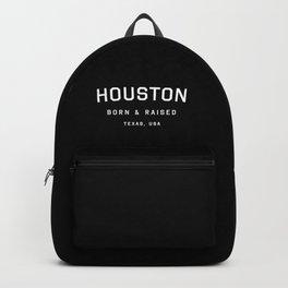 Houston - TX, USA (Arc) Backpack