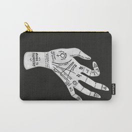 Palm Reading Carry-All Pouch