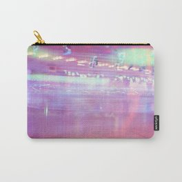 Roller Skating Rink Long Exposure Carry-All Pouch