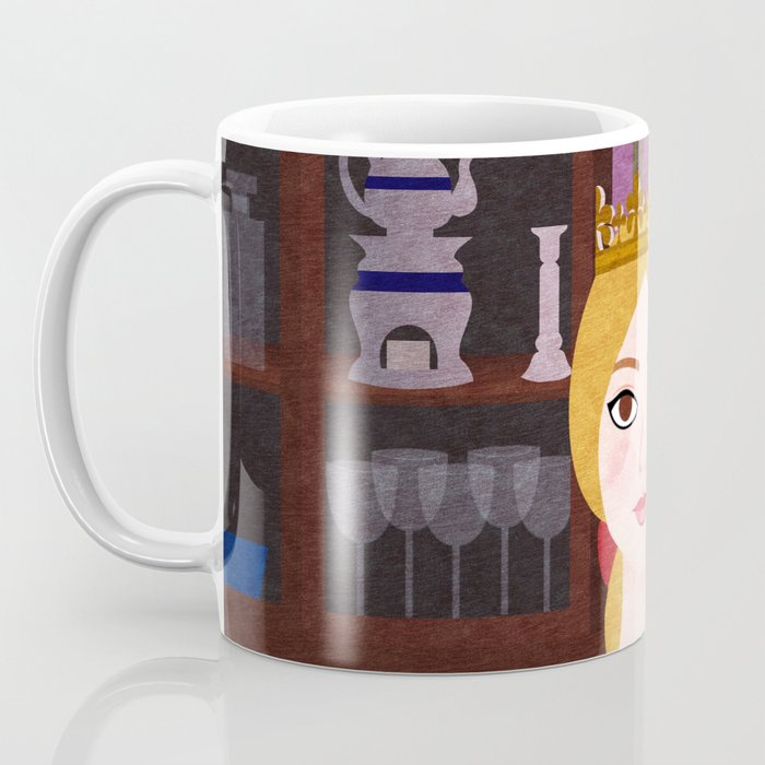 Parapluies Coffee Mug