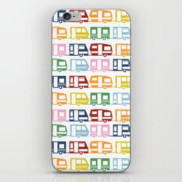 Camp Color iPhone Skin