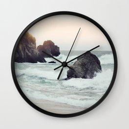 Sean and rock Wall Clock