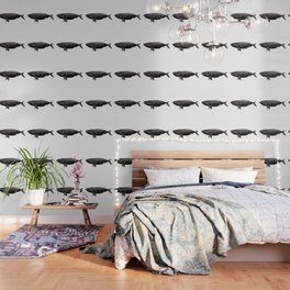 Northern right whale (Eubalaena glacialis) Wallpaper