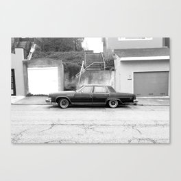 Soloparking #2 Canvas Print