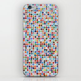 Colossal Polka Daubs iPhone Skin