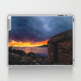 Southwest Lake Sunset Laptop & iPad Skin