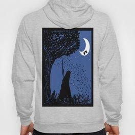 A Halloween night under the moon Hoody
