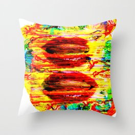 Double Pleasure Throw Pillow