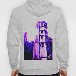 Metz Cathedral, France Hoody