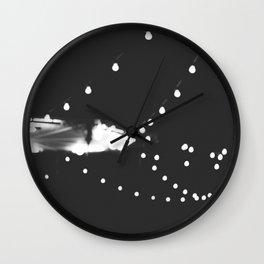Festival lights Wall Clock