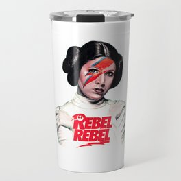 Princess Rebel Travel Mug