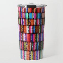 Sol Fabric Travel Mug