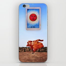 El Sol iPhone Skin