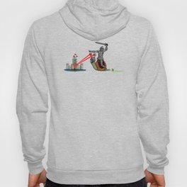The Knight and the Snail - Random edition Hoody