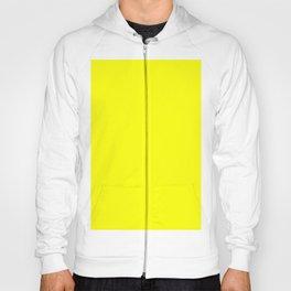 Fluorescent Yellow | Neon Yellow Hoody