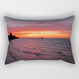 Dreams as Vast as the View Rectangular Pillow