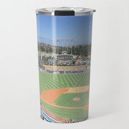 Dodgers Stadium Travel Mug
