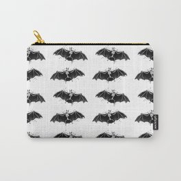Skeletal Bat Carry-All Pouch