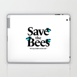 SAVE THE BEES - GOLF WANG Laptop & iPad Skin