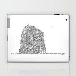 ON AN ISLAND Laptop & iPad Skin
