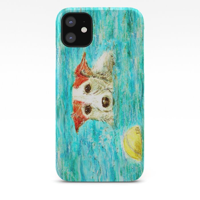 Jack Russell Terrier Iphone Case By Paintingsbygretzky
