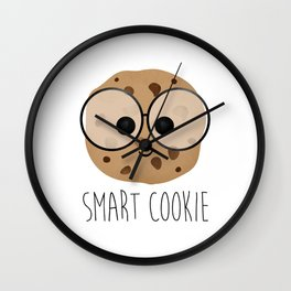 Smart Cookie Wall Clock