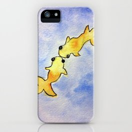 There Are Other Fish In The Sea iPhone Case