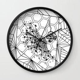 Short Fuse Wall Clock