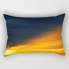 Dusk and Dawn Rectangular Pillow