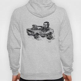 Rockabilly Monter Car Hoody