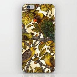 Citrine iPhone Skin
