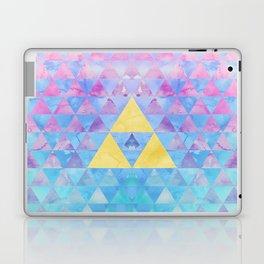 Zelda Geometry Laptop & iPad Skin