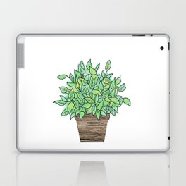 Little Potted Plant Laptop & iPad Skin