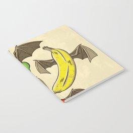Fruit Bats Notebook