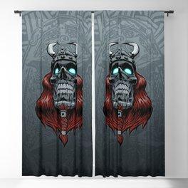 Valhalla Awaits Blackout Curtain