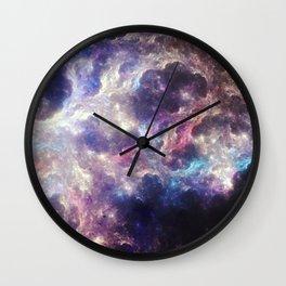 Cosmic Flow Wall Clock