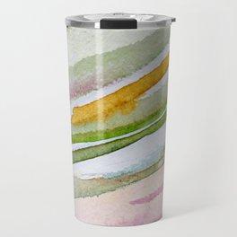 Brushstrokes II Travel Mug