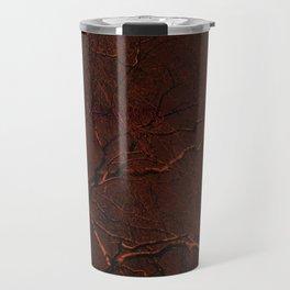 all red Travel Mug