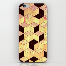 Geometrical Force #1 iPhone Skin