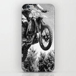 Got Some Air!  - Motocross Racer iPhone Skin