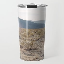 Panamint Valley Coyotes Travel Mug