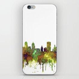 Buffalo, New York Skyline - SG Safari Buff iPhone Skin