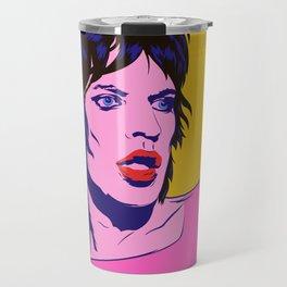Glam Jagger Travel Mug